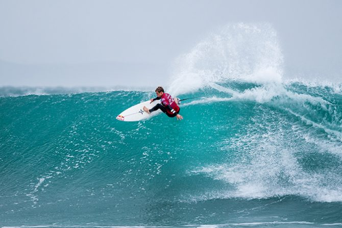 Kolohe Andino Is the First Californian to Hold Championship Tour Points Lead in 23 Years