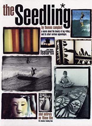 The Seedling surf movie art