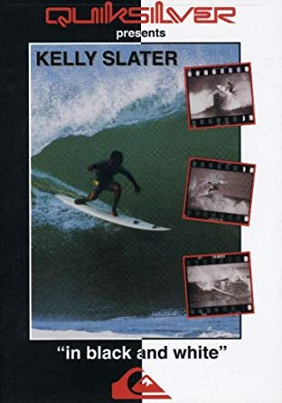 Kelly Slater in Black and White movie art