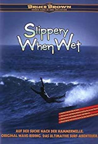 Slippery When Wet movie art