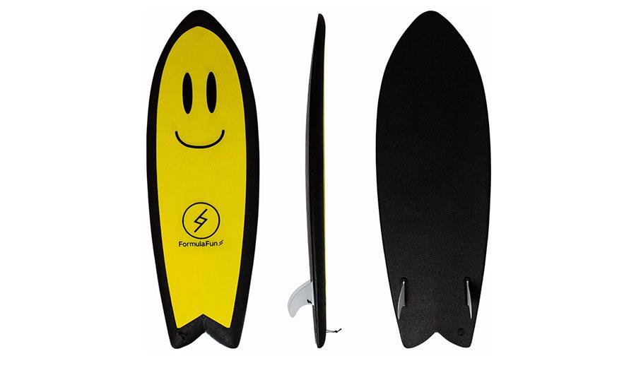 Formula Fun surfboard