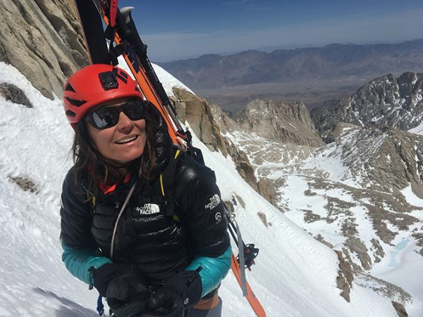 World-Class Ski Mountaineer and Mother Hilaree Nelson Wants Female Athletes to Stop Underselling Themselves