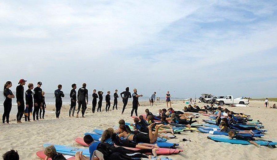 Surfing Ban Southampton Dead