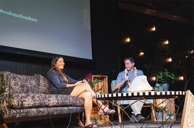 The Inertia's 2nd Annual EVOLVE Inspires Optimism for Future of Surf and Outdoors