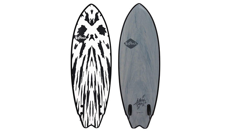 Mason Ho Softech surfboard