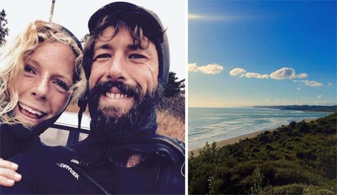Surfer Shot and Killed Near Raglan, New Zealand in Apparent Car-Jacking Attempt