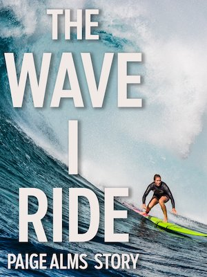 the wave i ride paige alms