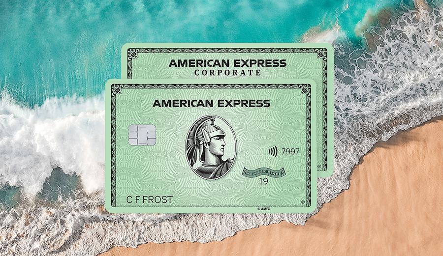 AmEx Ocean Plastic Card