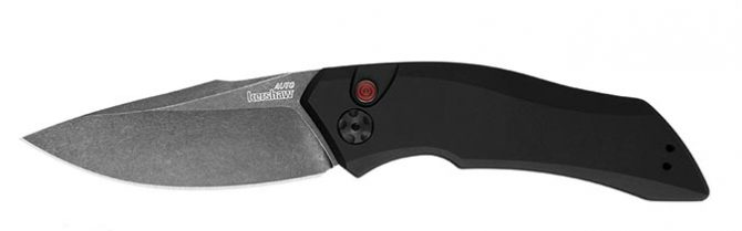 Kershaw's Launch 1 automatic knife