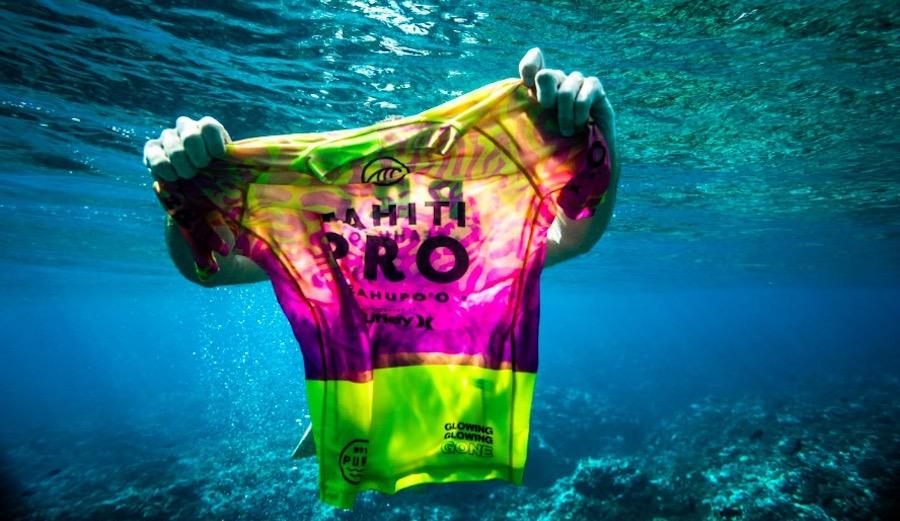 Tahiti Pro Glowing Glowing Gone