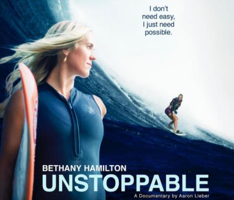 Bethany Hamilton Unstoppable