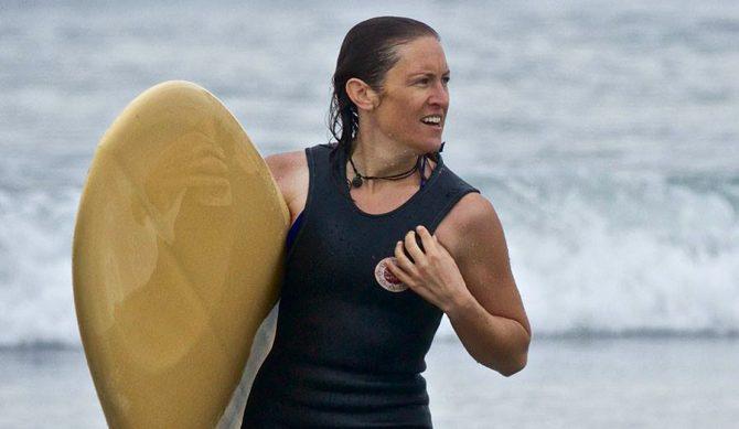 Cori Schumacher Longboard Surfer and City Councilwoman