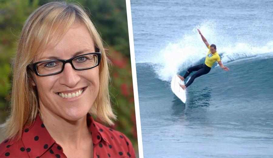 Cori Schumacher, World Champion Longboarder, Now Fights for the People Through Politics