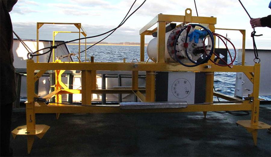 Baltic sea research