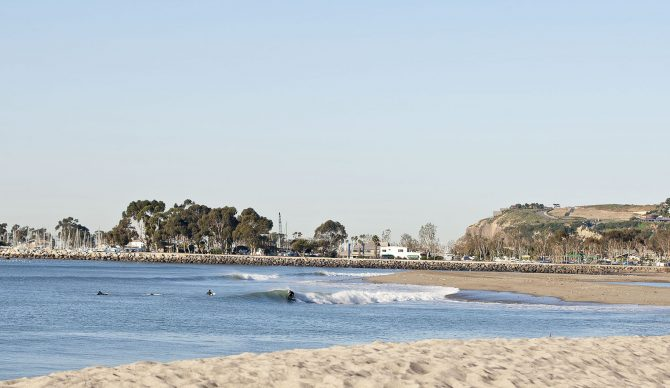 small surf california