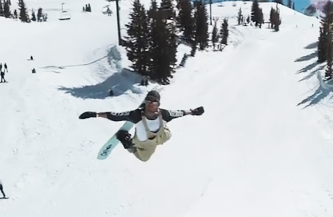 A Few Excellent Cuts From the Gimbal God to Start the Winter Hype