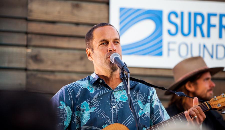 Surfrider Foundation Celebrates 'Women Making Waves' With Surprise Guest Jack Johnson