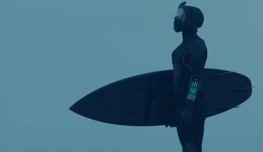 Vissla's (Concept) Wetsuit Is a Powerful Statement on the Threats Our Oceans Currently Face
