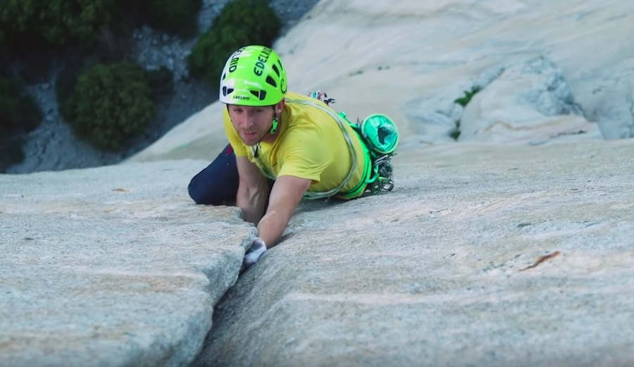 This Film on Alex Honnold and Tommy Caldwell's El Cap Nose Speed Record Looks Great