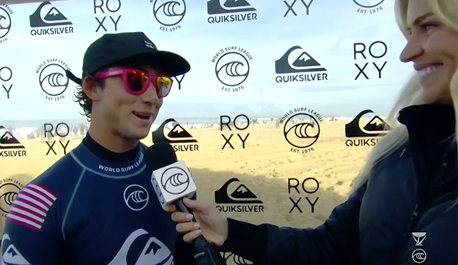 Griffin Colapinto Aqua-Dumped 2 Minutes Before His Heat in France and Told All About It In a Post-Heat Interview
