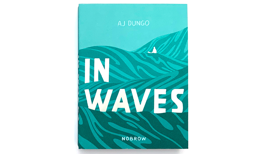 In Conversation With A.J. Dungo, Author of the Deeply Moving Graphic Novel 'In Waves'
