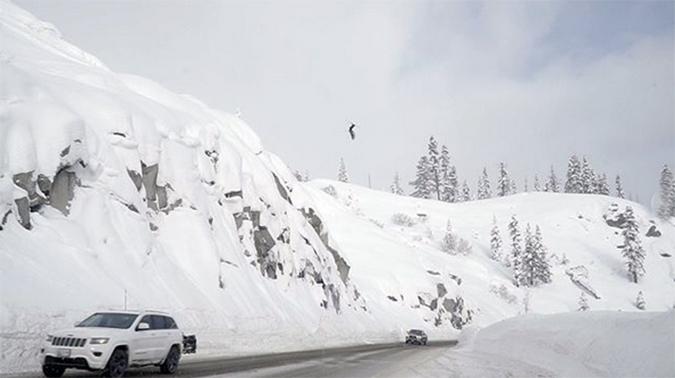 Watch Josh Daiek Send This Massive Road Gap Near South Lake Tahoe