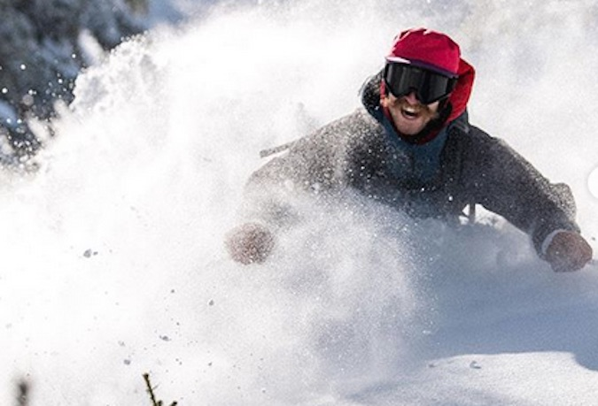 These Are the First Powder Clips of the Season After Record Storm