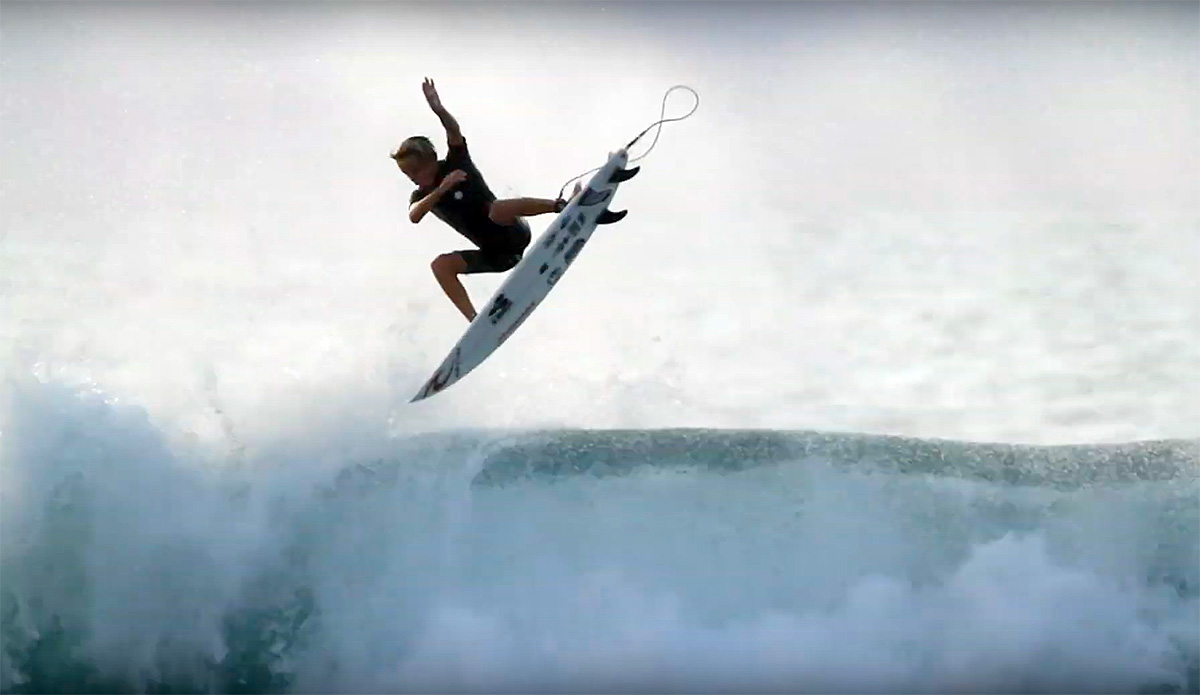 15-Year-Old Luke Swanson Is Living Proof North Shore Groms Are in a Class of Their Own
