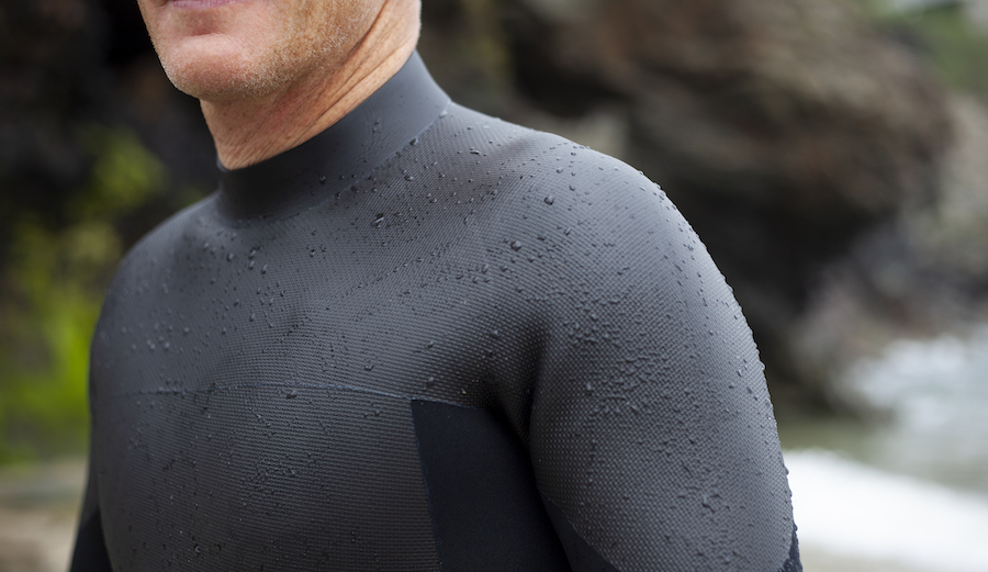 Finisterre recyclable wetsuit