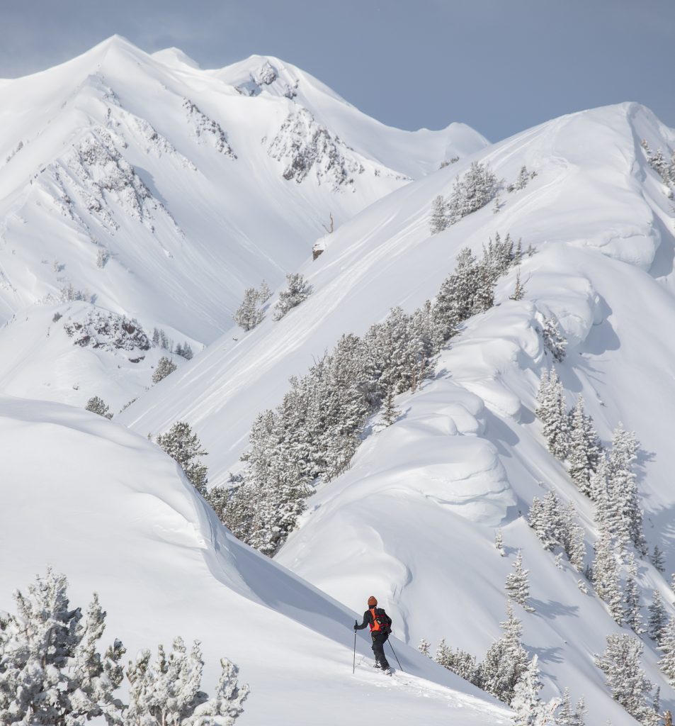 An Ode to Utah's Wasatch Mountains in Four Chapters