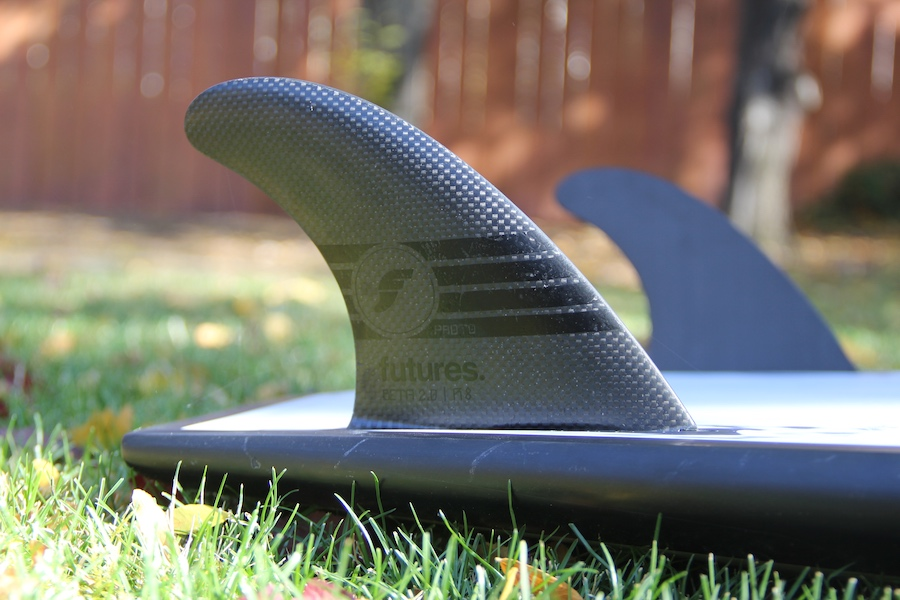 Tested: The Futures Beta Fin Will Make Your Board Feel Lighter and You Won't Lose Drive