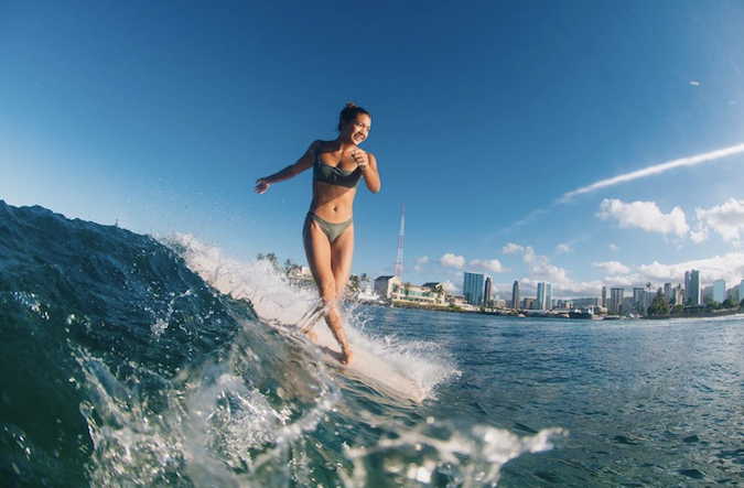 5 Women to Watch on the World Lonboarding Tour