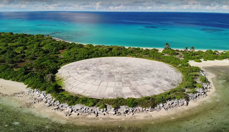 Marshall Islands Runit Dome