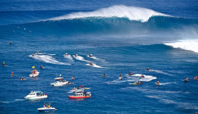 Jaws Challenge Big Wave surfing