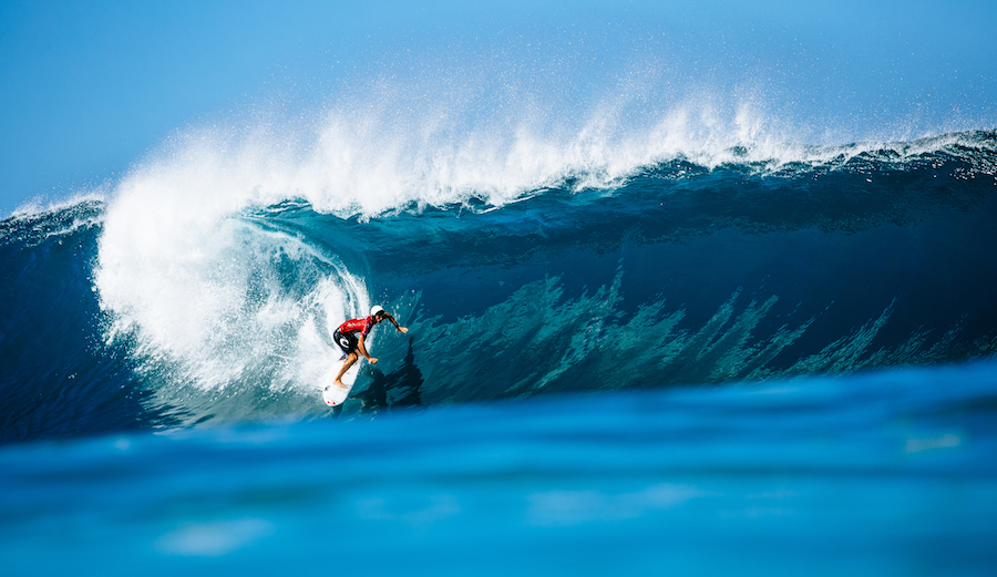 Owen Wright Wants to Re-Write His Story at Pipeline