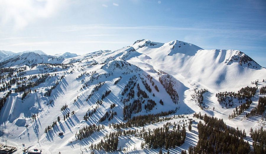 The Science Behind Why Mammoth Mountain Gets So Much Damn Snow