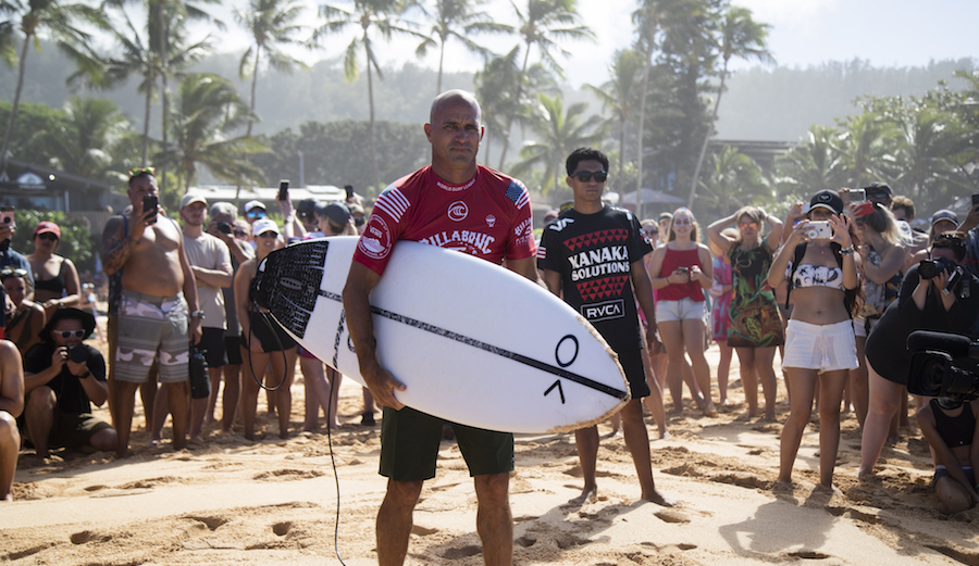 Kelly Slater: 'Sometimes I Wake Up and Feel Totally Alone'