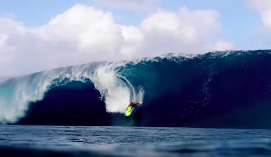 Watch 16-Year-Old Tahitian Eimeo Czermak's 2019 Highlight Reel and Weep