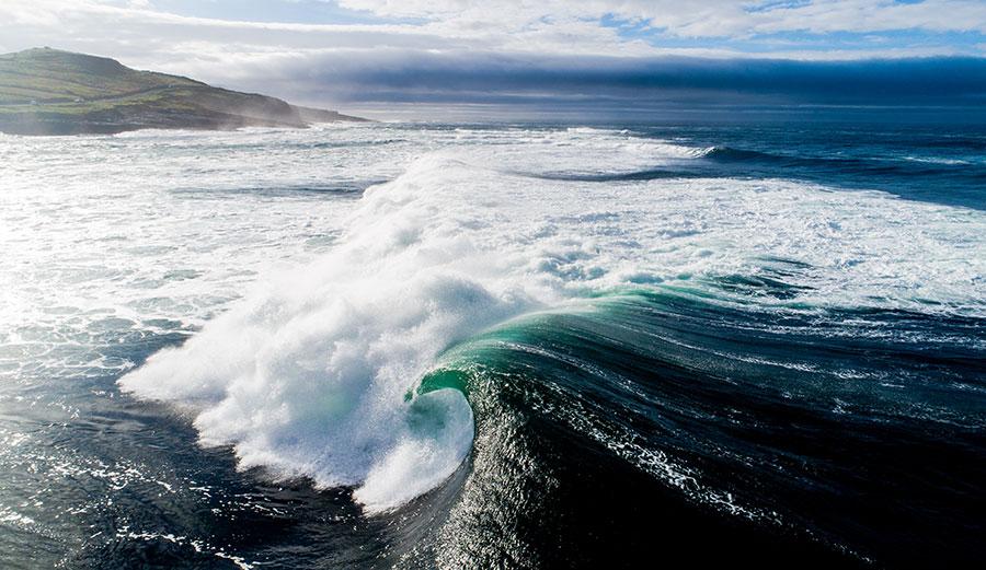 Wave in Australia
