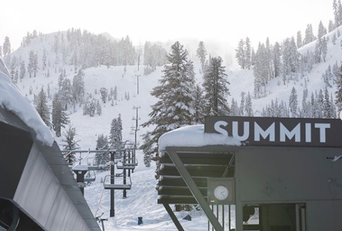 One Dead Another Seriously Injured in Avalanche at Alpine Meadows