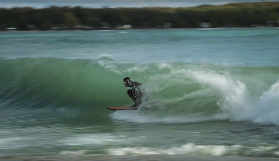 And Now, a Solid Surf Edit Filmed on the Canadian Side of Lake Erie