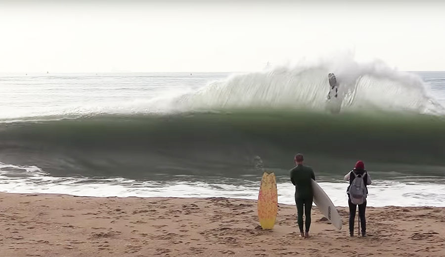 Blair Conklin, Kalani Robb and More Go Full Send Into the New Year