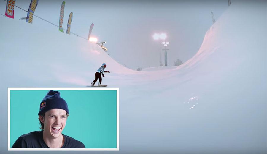 Scotty James Breaks Down Epic Snowboarding Movie Scenes