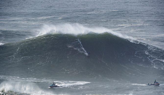 Nazare, Nazare Tow Surfing Challenge