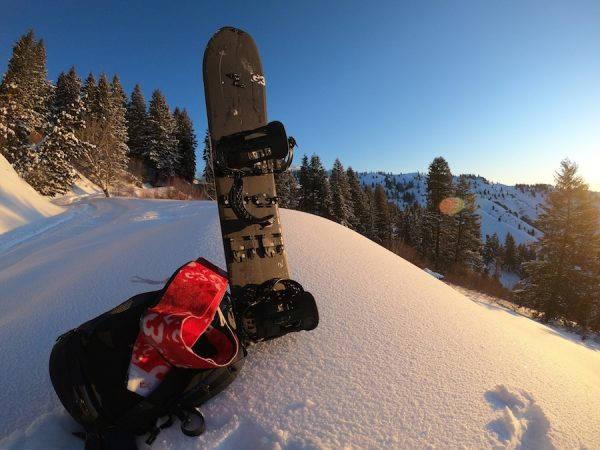 How to Test a Splitboard in Three Stages (the G3 Scapegoat)