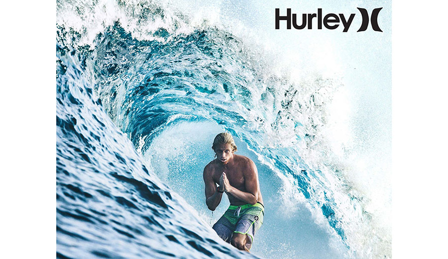 Kolohe Andino surfing for Hurley