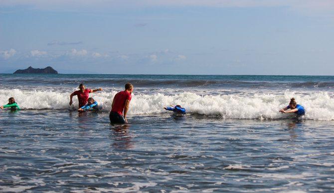 bodysurf, learn to surf