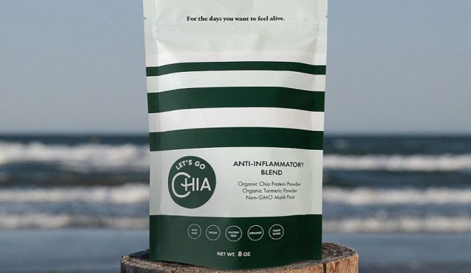 lets go chia for the days you want to feel alive