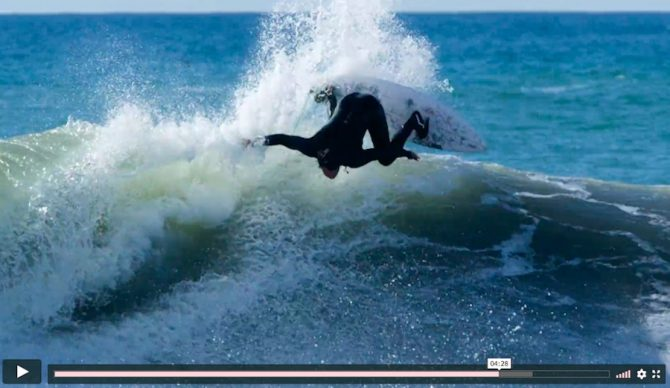 Dane Reynolds Releases Fresh Video and New Website, 'Chapter 11 TV'