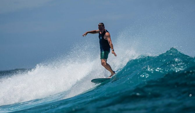 World Surf League CEO Erik Logan Is Reinventing Pro Surfing in a Time of Crisis
